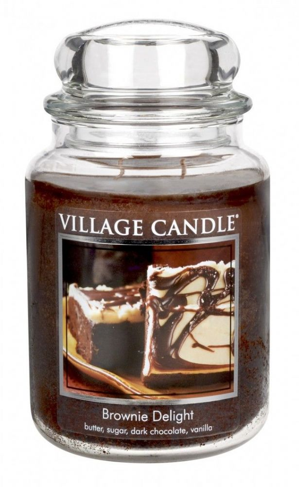 Village Candle Brownie Delight (Select Size)